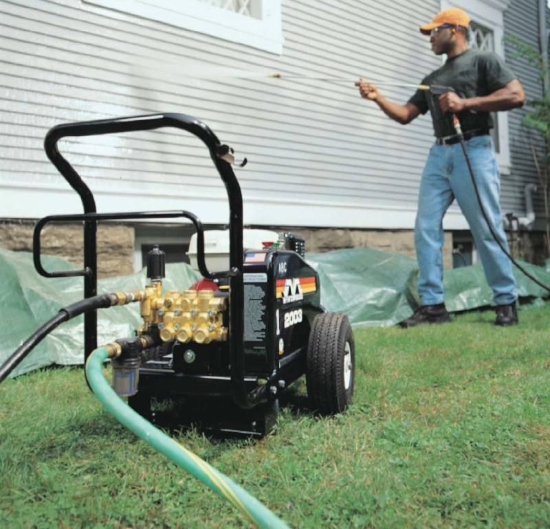 what is the average price for pressure washing