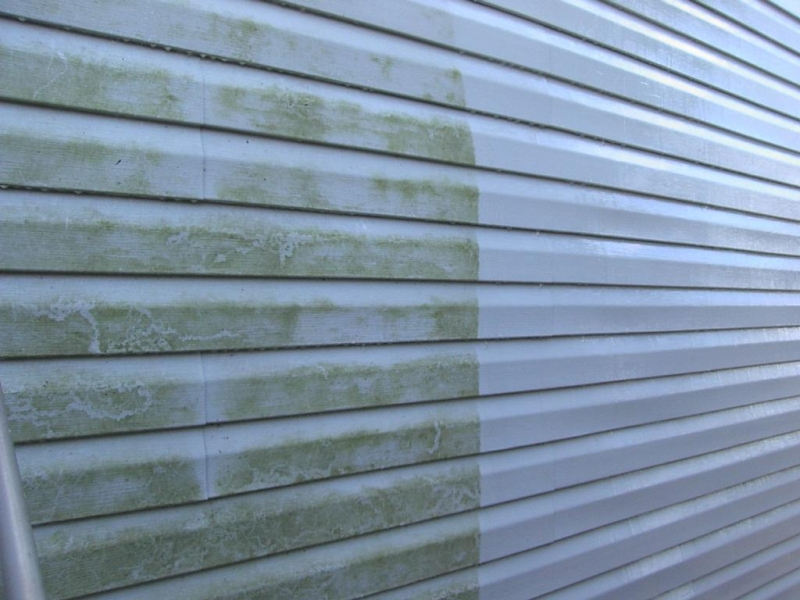 exterior pressure washing