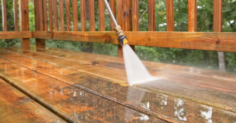 industrial pressure washing services