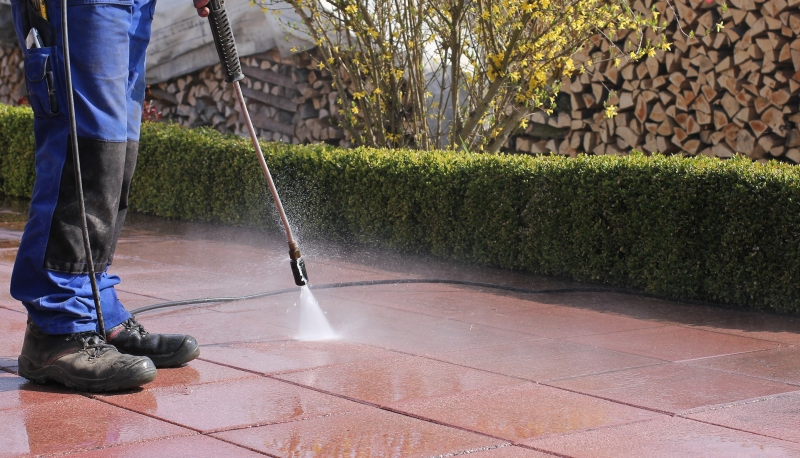 local pressure washing service