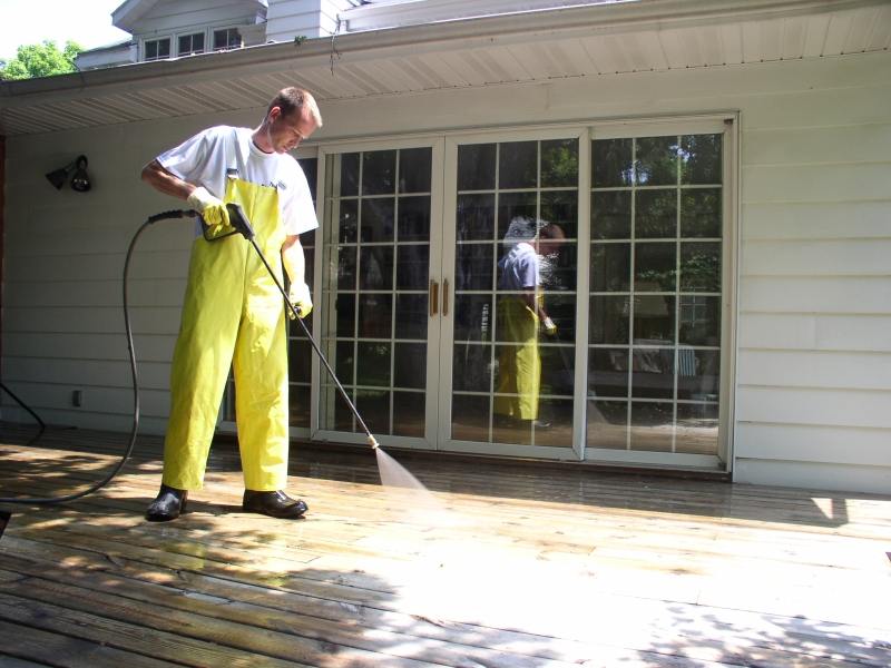 price for pressure washing house