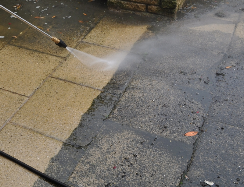 coastal pressure washing