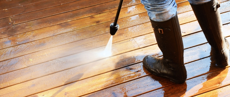 Pressure Washing Prices Per Square Foot in South Park of San Diego County