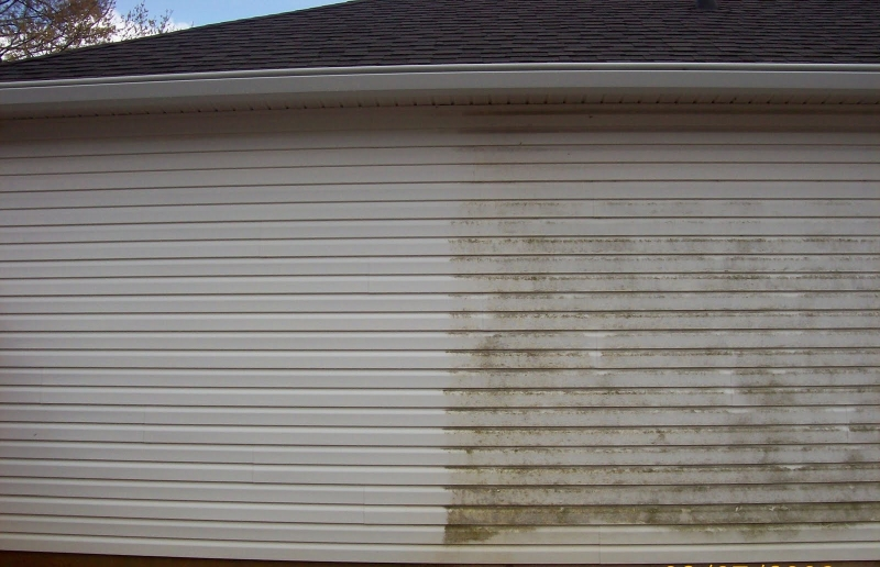 How To Pressure Wash A House in Del Dios of San Diego County